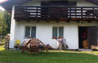 Přestavba chaty na rodinný dům