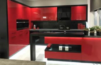 Vysněná nová kuchyň