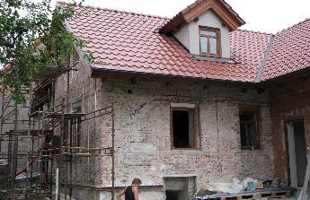 Fasáda domu pro lepší zdraví