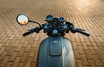 Chci splnit synovi jeho přání - motorka