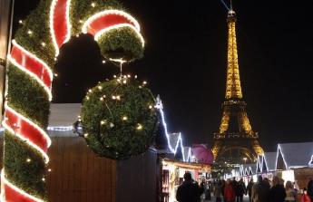 Dovolená v Paříži s mou maminkou