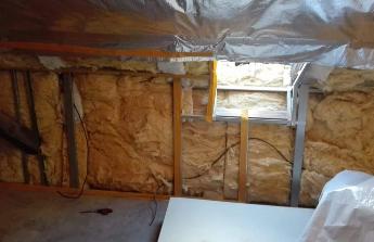 Rekonstrukce podkrovniho pokoje