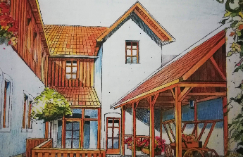 Rekonstrukce venkovské usedlosti
