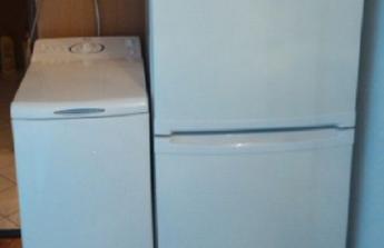 Novou ledničku a pračku
