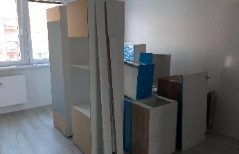vybavení nově rekonstruovaného bytu