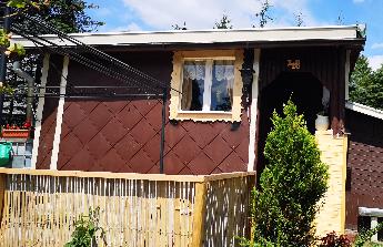 na renovaci chaty