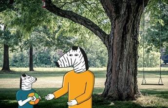 Zvelebení výběhu pro venkovní zvěřinec:-)