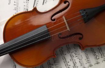 nové housle pro dceru