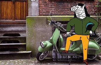 Nový motocykl