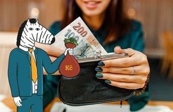 Splacení kreditky a přibližovadla pro manželku