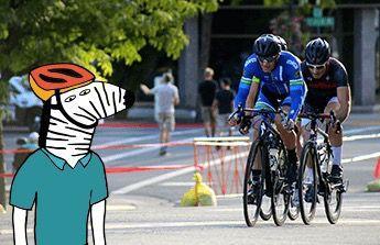 Sportovní cyklistické vybavení