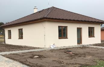 Rezervační poplatek pro výstavbu rodinného domku