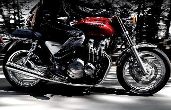 nová motorka