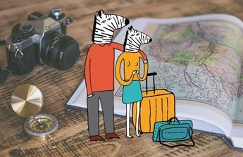 Cestování po USA s přítelkyní